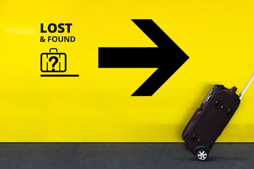 What to do if your baggage has been lost?