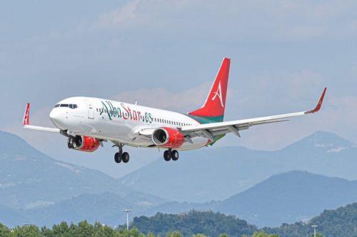 Albastar: attiva 5 collegamenti dall'aeroporto di Milano Bergamo