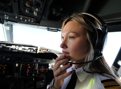 Crew Albastar piloti