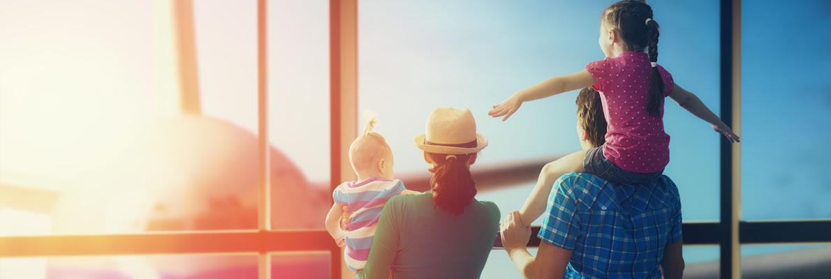 Volare con i bambini Albastar