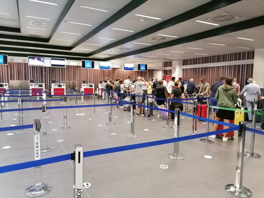 Volare covid 19 protocolli sicurezza Albastar compagnia aerea