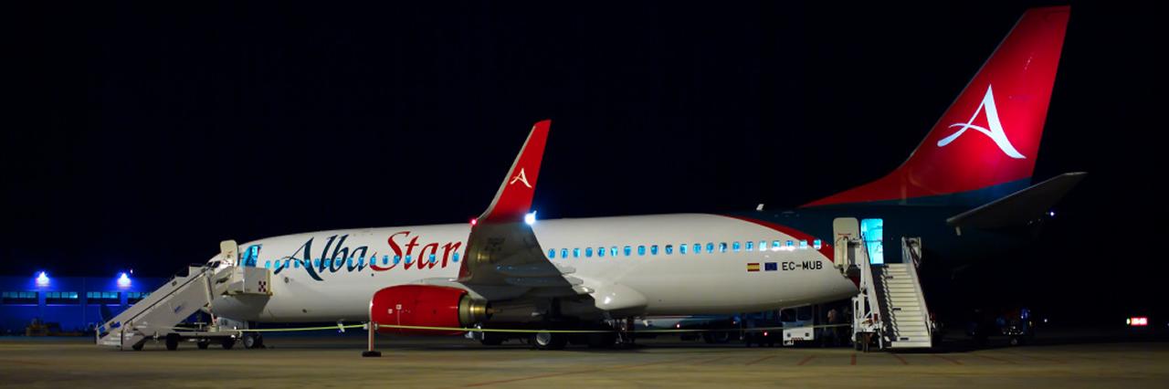 Volare post Covid19 Albastar compagnia aerea