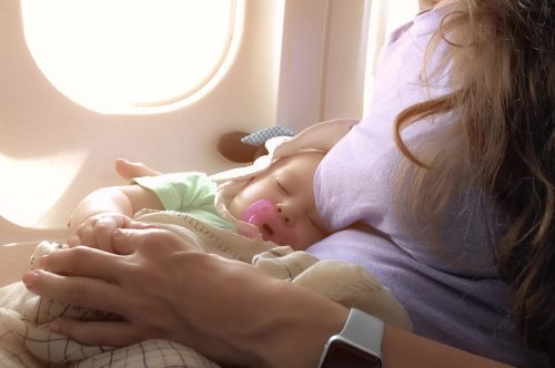 Are you new parents? Here are some tips to fly with infants