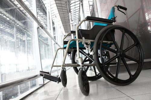 Boarding wheelchairs: this is how you do it with Albastar
