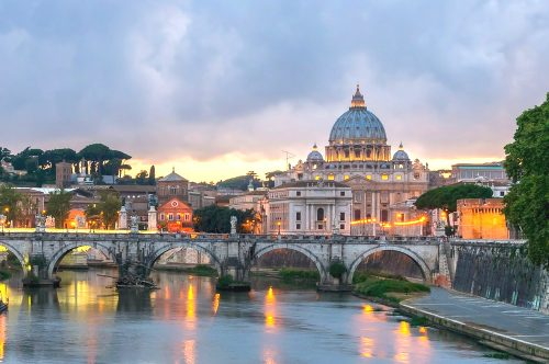 There's always a reason to go to Rome