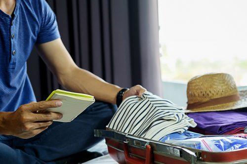 ¿Cómo preparar el equipaje de mano para toda una semana?