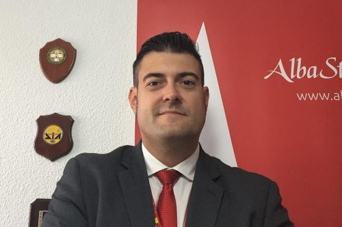 Today we introduce Ettore Neglia, Aviation Security & Emergency Response Albastar's Manager
