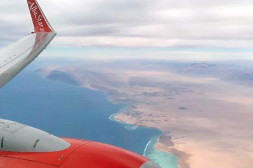 Albastar annuncia la ripresa della programmazione di collegamenti diretti verso Sharm-El-Sheikh